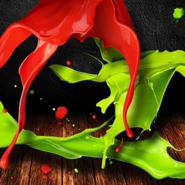 WBV Malereinkauf Farbe Mischservice