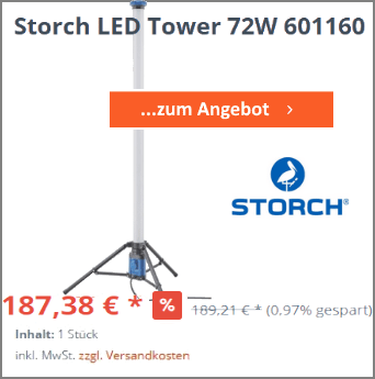 Storch LED Tower 72W 601160_10.2021